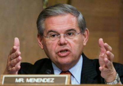 "Menendez pledges to give Netanyahu ""the respect he deserves"""