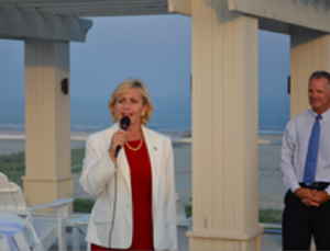 Kim Guadagno in Wildwood