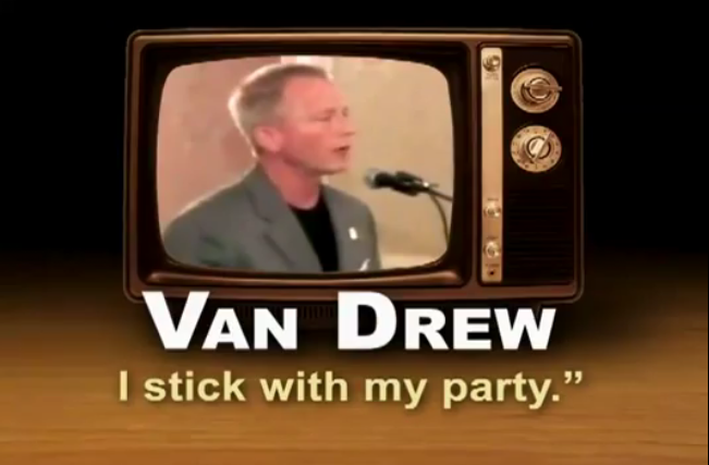 "Van Drew: ""At the End of the Day, I Stick With My Party!"""