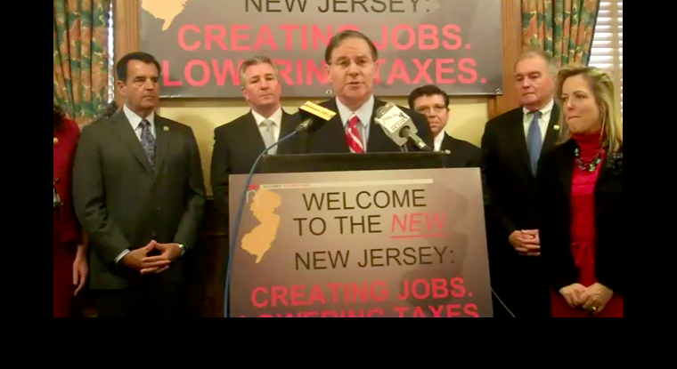 Jersey Shore GOP Cries Foul