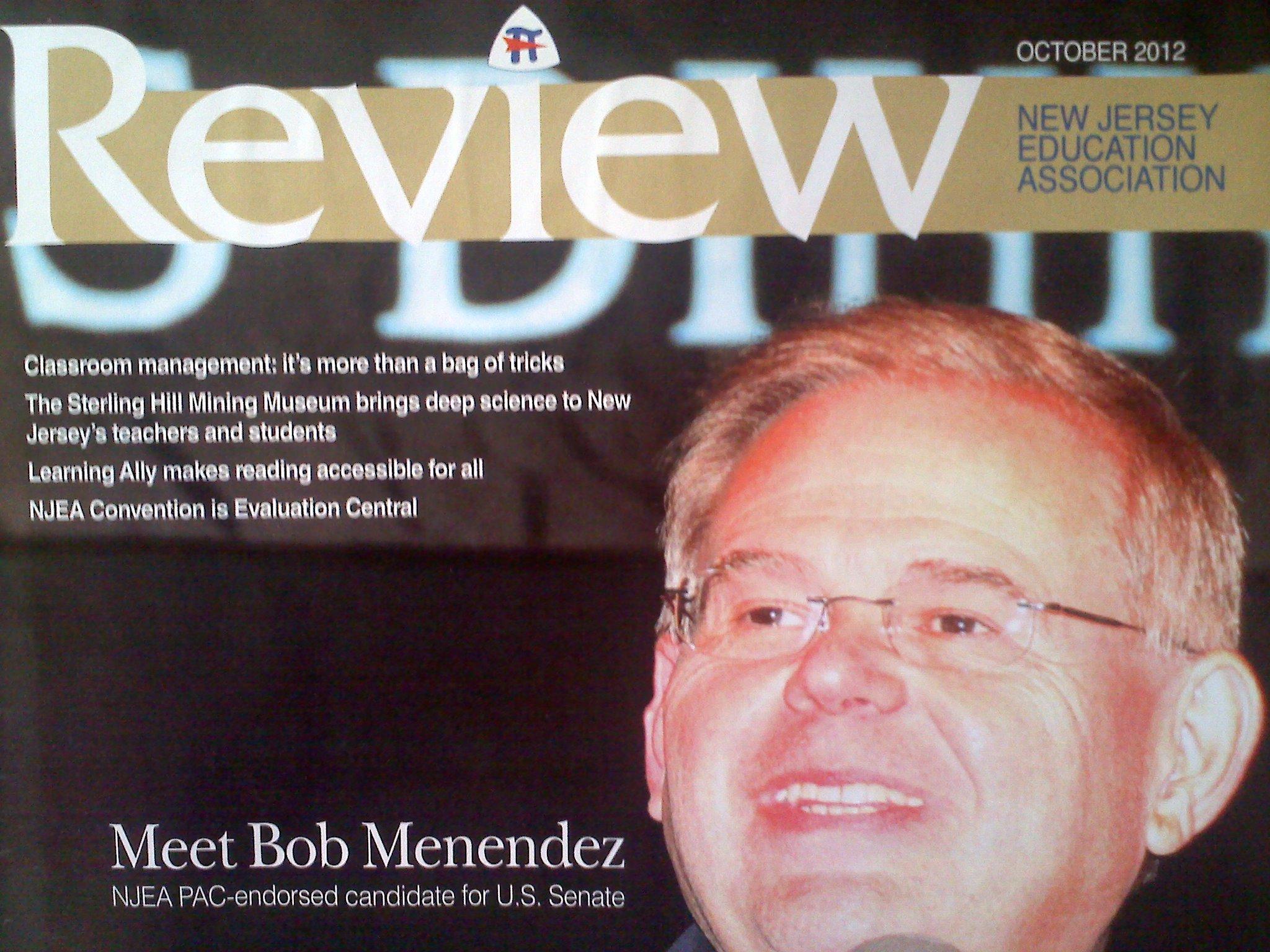 Bob Menendez