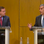 Kyrillos vs. Menendez debate