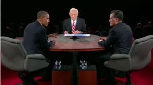 Obama vs. Romney debate