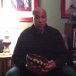 Cory Booker food stamp experiment