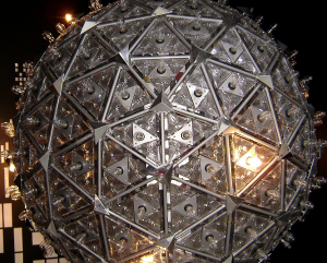 NYE Times Square Ball