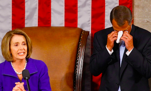 Boehner Crying
