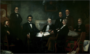 Emancipation Proclamation Signed