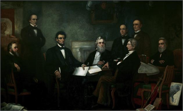 Emancipation Proclamation Signed