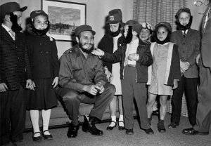 Fidel and Kids
