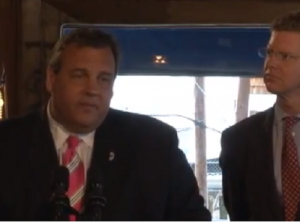 Christie HUD FEMA