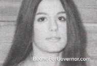 Young Barbara Buono