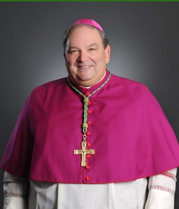 Bishop Bernard Hebda