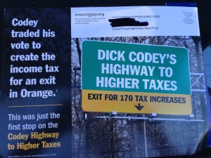 Codey mailer 2, side 1
