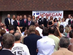 Lonegan Rally with Rand Paul
