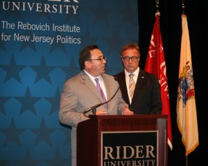 Lonegan at Rebovich