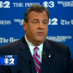 Christie at debate