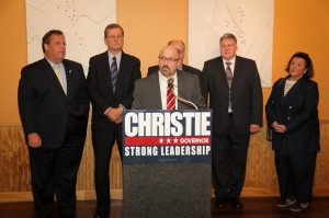 Christie receives Democrat endorsements in Dover