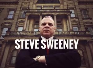 Steve Sweeney Ad