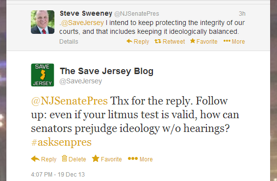 Save Jersey Reply Tweet to Sweeney