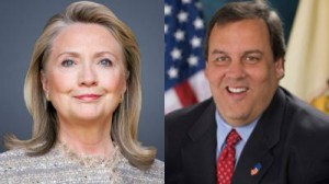 hillary-clinton-and-chris-christie