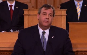 Governor Chris Christie (R-NJ)