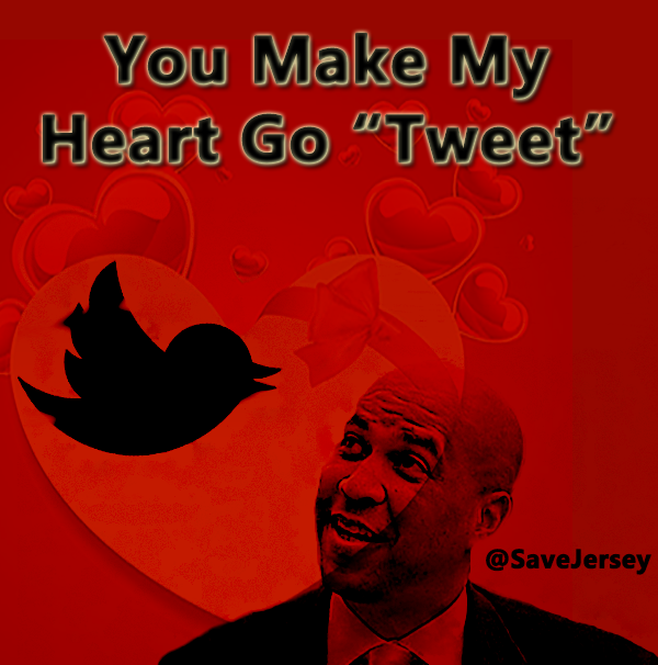 Booker Valentines Card