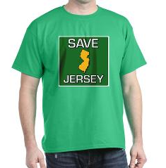 save jersey t-shirt