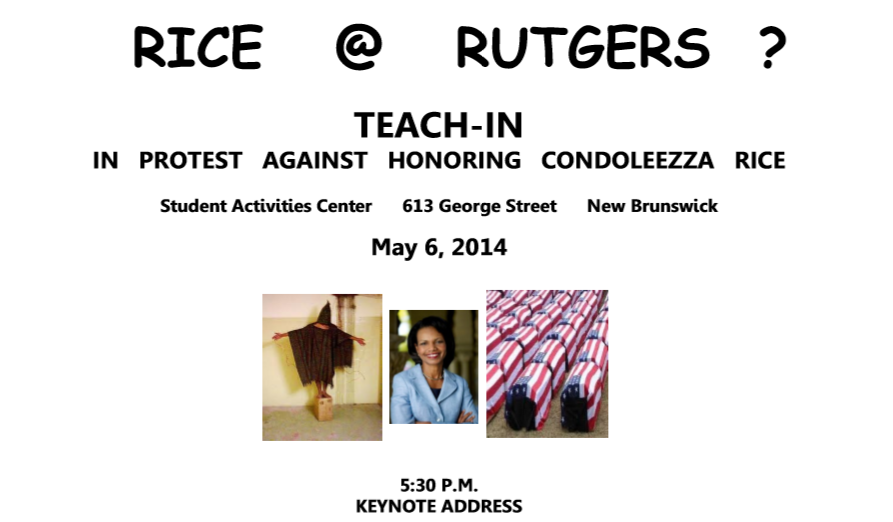 rice protest flyer images