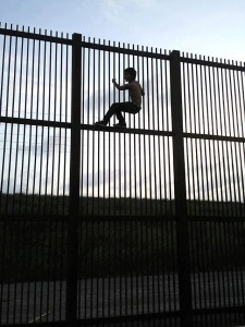 Border wall brownsvile illegal immigration