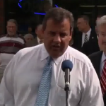 christie in iowa