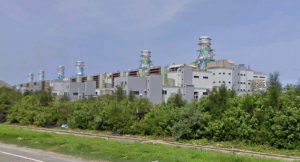 The Tatan Power Plant in Taiwan, that country's largest of its kind.