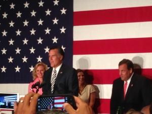 Romney sing