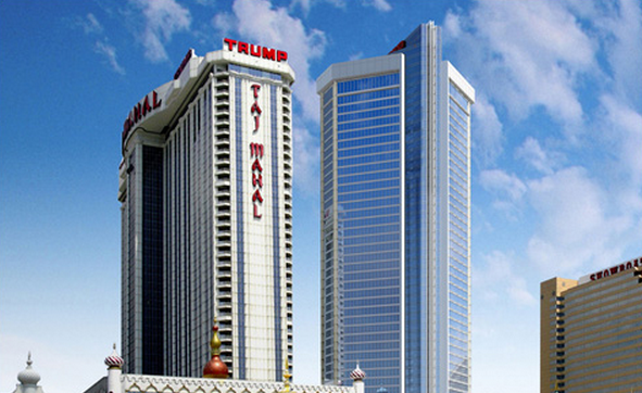 Trump Taj Mahal closes after 26 years