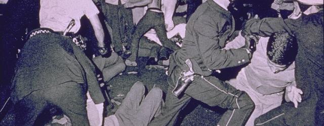 1968 DNC Riot in Chicago