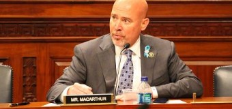 MacArthur touts veteran jobs help – including a big Obamacare fix – on NJ 101.5