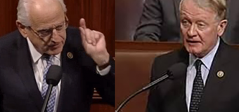 VIDEO: Lance, Pascrell duel over Obamacare and Planned Parenthood