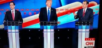 POLL: Who won Thursday night's Texas GOP debate?