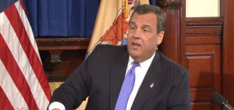 Christie says Sweeney and Prieto have not shared their gas tax plan with him