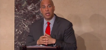 Booker should bark at Sweeney, not McConnell, over judges