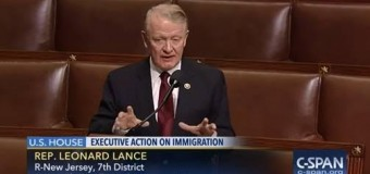 VIDEO: Lance calls on House to join legal challenge to executive amnesty
