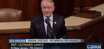 VIDEO: Lance tackles national mental health crisis