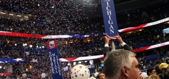 What is a political convention and how does it work?