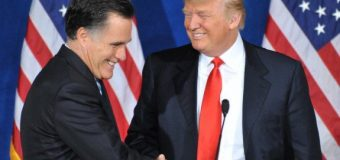 COMPARISON: Trump polling doesn't stack up well vs. Romney's