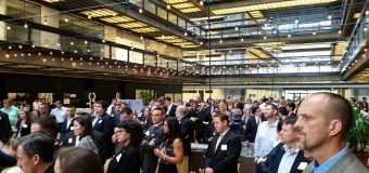 SolutionsNJ roars into existence with 300+ turnout at Bell Labs