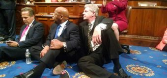Phony Pallone's Phony Sit-in: A typical day of inaction