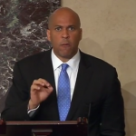 OOPS: Liberal Hero Booker Slights Sanders, Sides with His 'Big Pharma' Donors