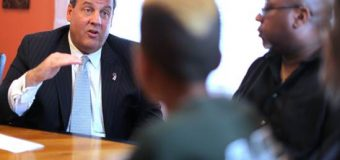 Christie's off to Wall with education fairness plan