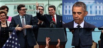 WHAT A CONTRAST! Obama vs. Reagan, 29-years apart