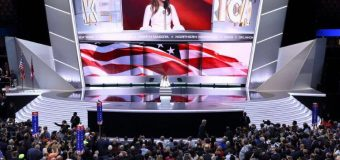 How Christie defends Melania Trump from plagiarism charge