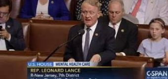 Lance spearheads passage of U.S. mental health overhaul